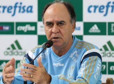Após falha, Leandro Almeida é barrado por Marcelo Oliveira no Palmeiras