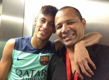 Pai de Neymar pensa em levar as empresas da família do atacante para a Espanha