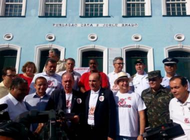 Salvador recebe ministro da saúde no Dia Nacional de Mobilização contra Aedes Aegypti
