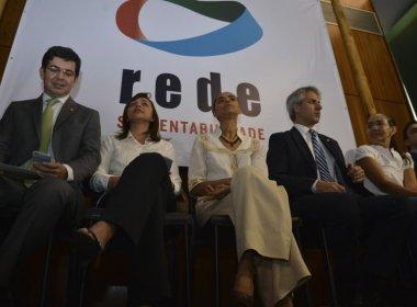 Com Marina, Rede lança nesta terça em Brasília campanha por novas eleições