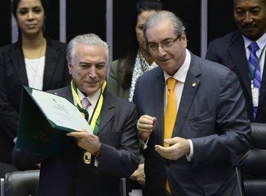 Cunha recusa pedido de impeachment contra Temer feito por Cid Gomes