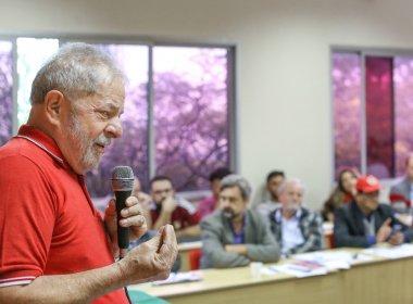 Defesa de Lula pede para ex-presidente ser julgado pelo Supremo