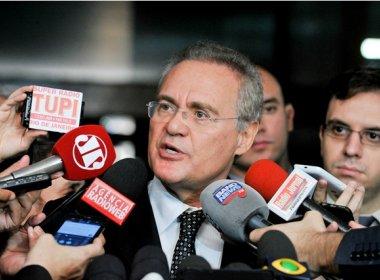 Renan chama Janot de 'mau caráter' em gravação divulgada por TV