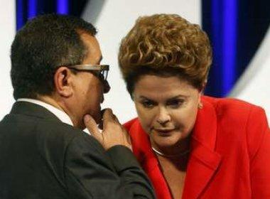 Dilma divulga nota sobre pagamentos a João Santana por campanha à reeleição