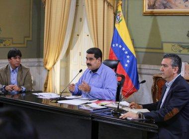 Ex-presidentes do Panamá e República Dominicana tentam mediar crise da Venezuela