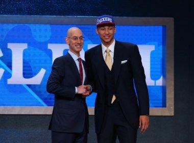 Philadelphia 76ers seleciona australiano em 1ª escolha do Draft da NBA