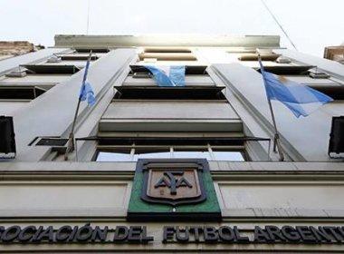 Antes da final, Fifa intervém na federação argentina e derruba presidente
