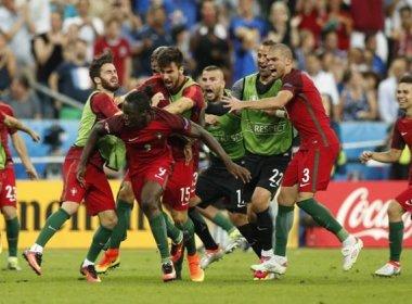 Ronaldo se machuca, mas Portugal vence França na prorrogação e conquista Eurocopa