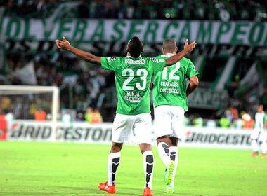 Atlético Nacional vence Independiente em casa e fatura 2º título da Libertadores