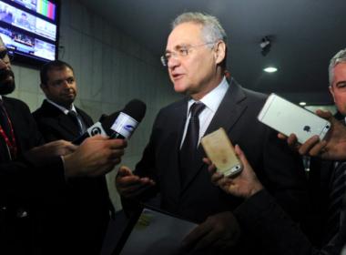 Renan garante calendário para a PEC do Teto