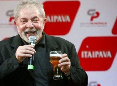 Dono de cervejaria pediu a Lula propaganda da marca em palestra
