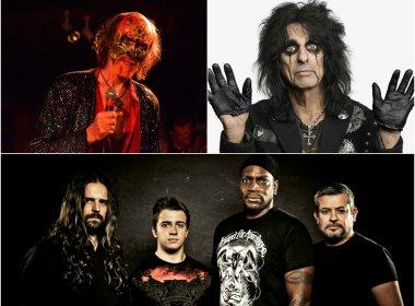 Alice Cooper, Arthur Brown e Sepultura são confirmados no Rock in Rio
