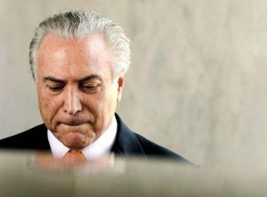 Ao TSE, Cláudio Melo confirma delação e diz que Temer pediu doações a Odebrecht