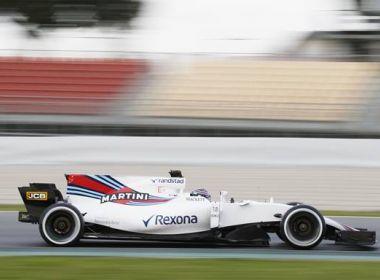 Massa lidera teste da manhã e Williams reage na pré-temporada da F-1