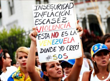 Brasil, EUA e mais 12 países pedem que Venezuela realize eleições em breve