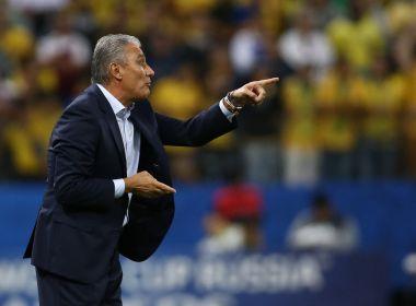 Tite agradece a Deus e avisa após garantir vaga na Copa: 'Vai ter caipora'