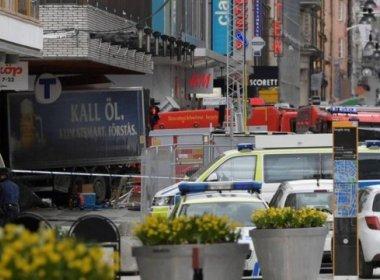Autoridades suecas confirmam que suspeito de ataque é uzbeque de 39 anos