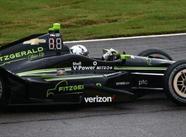 Penske mantém domínio, Newgarden vence e Castroneves é 4º em etapa da Indy