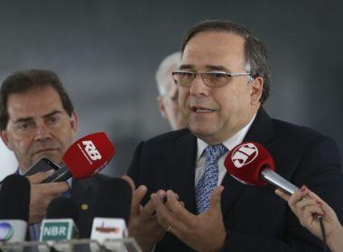 Auxiliar de Temer, Sandro Mabel anuncia que está deixando o governo
