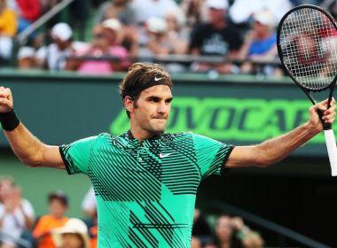 Bellucci perde uma posição e Federer se aproxima de Djokovic em ranking