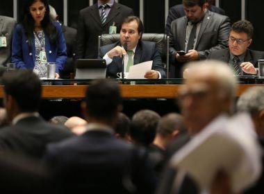 Rodrigo Maia afirma que reforma da Previdência pode ser votada só em agosto