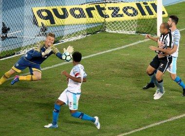 Avaí surpreende Botafogo no Rio, vence por 2 a 0 e deixa a lanterna do Brasileiro