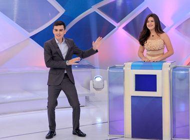 Maísa abandona programa de Silvio aos prantos após novo encontro com Dudu Camargo