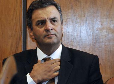 Aécio tenta adiar decisão sobre presidência do PSDB até votação de denúncia