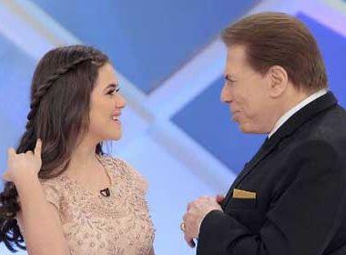 Maisa afirma que precisa perdoar Silvio: 'A idade chega para todos'