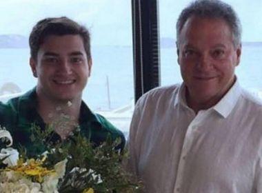 Investigação aponta para possível acidente com filho de Abel Braga, diz delegado
