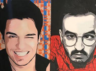 Youtubers brasileiros são homenageados em exposição no Metrô de São Paulo