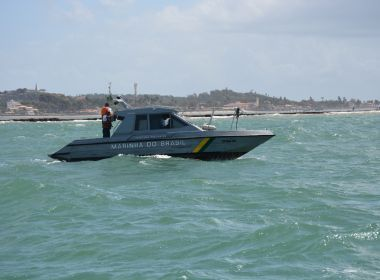 Marinha afirma que 80% dos naufrágios ocorrem por 'imperícia ou imprudência'