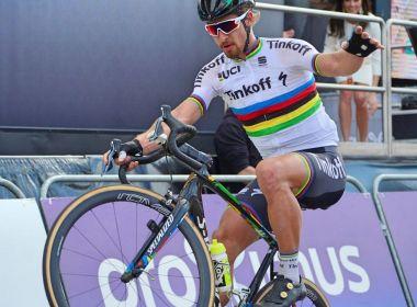 Peter Sagan se torna 1º tricampeão mundial consecutivo no ciclismo de estrada