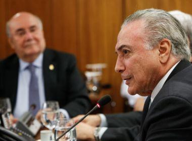 Advogado de Temer diz que nova denúncia constitui 'tentativa de golpe'