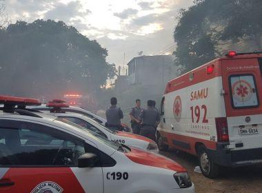 Homem atira em cinco pessoas, mata familiares e comete suicídio em Campinas