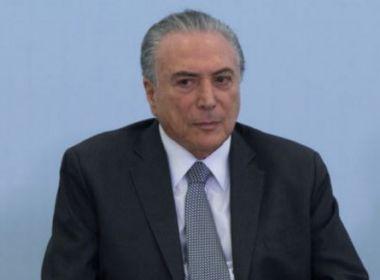 Sob pressão da base, Temer avalia antecipar para janeiro reforma ministerial