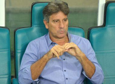 Renato Gaúcho evita falar sobre renovação, mas admite vontade de permanecer