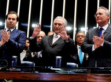 Cúpula do PMDB e Planalto querem reeleição de Temer; 2018 terá agenda social