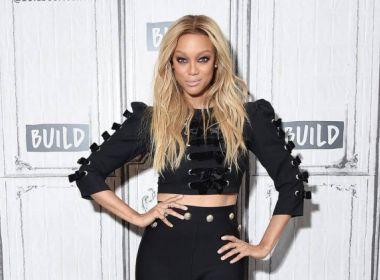 'Nosso tom de pele não é uma tendência', diz a top model Tyra Banks
