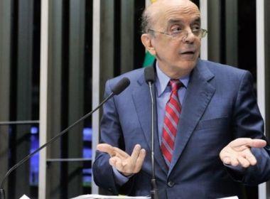 Serra anuncia que não disputará eleição deste ano