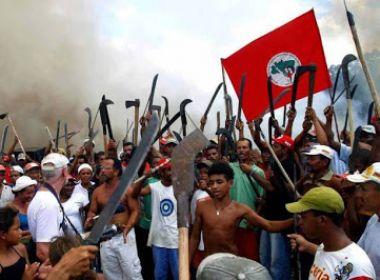 Movimentos de sem-terra invadem fazendas em ações pela reforma agrária e pró-Lula