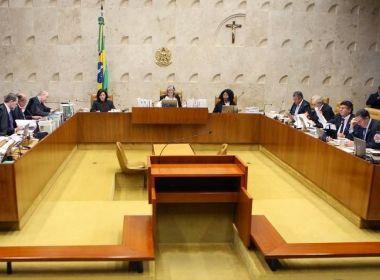 TRIBUNAL MANTERÁ A CONDENAÇÃO DE LULA, ACREDITA MINISTROS DO STF