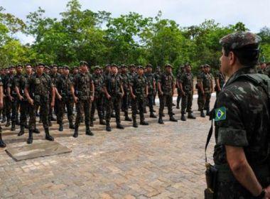 Jovens militares do Rio de Janeiro temem ir à 'guerra em casa'
