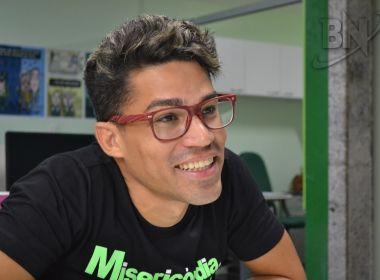 'Todos os dias enfrento cobras': Rick fala de preconceito na TV e sonho de sair da Bahia