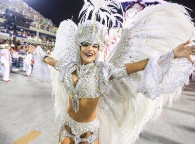 Musa do Salgueiro, Mari Antunes volta ao Sambódromo no desfile das campeãs