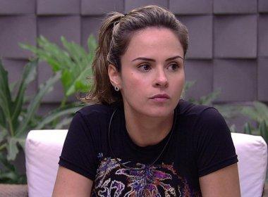 Ana Paula é eliminada do BBB 16 por agredir Renan com dois tapas no rosto