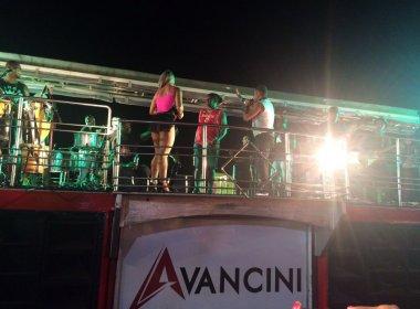Com novas formações, Gera Samba e Terra Samba fazem dueto na Micareta de Feira