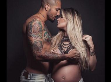 Nasce primeiro filho dos ex-BBBs Fernando e Aline