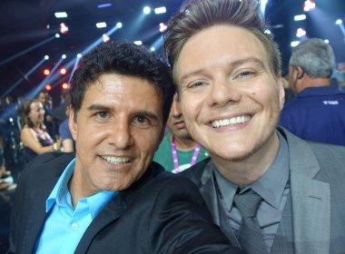 Michel Teló participa de novo CD de Del Feliz e recebe elogio: 'Prêmio que recebi na atração'