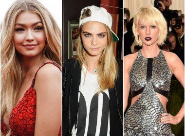 Taylor Swift, Gigi Hadid e Caara Delevigne recebem ameaças de morte pela internet